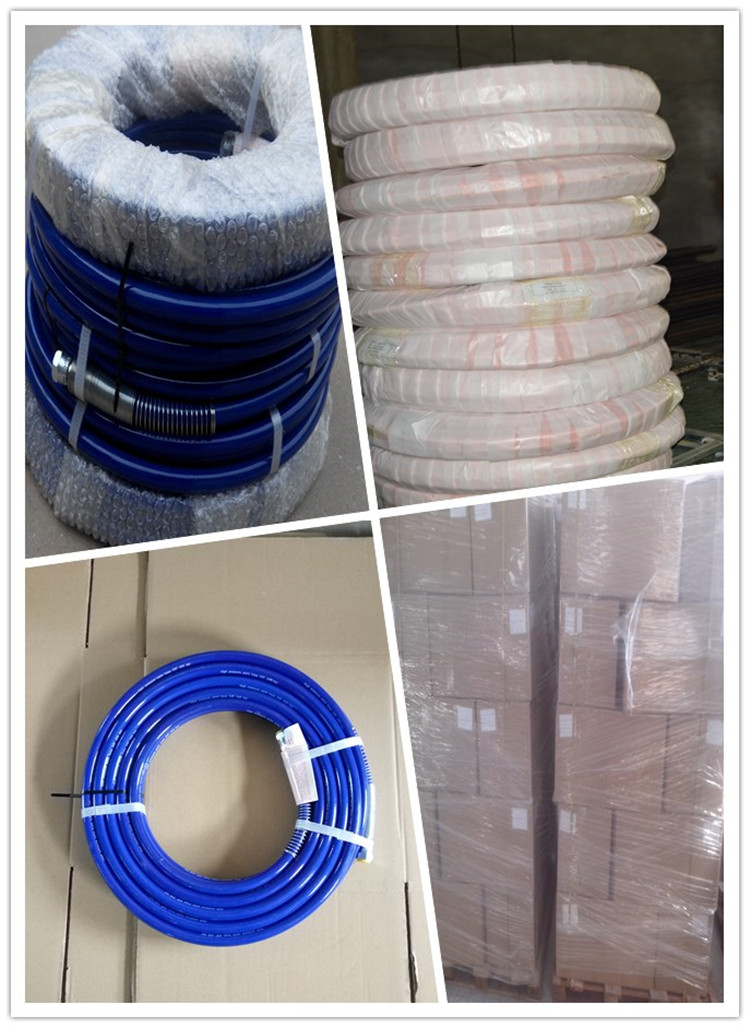 paint spray hose package