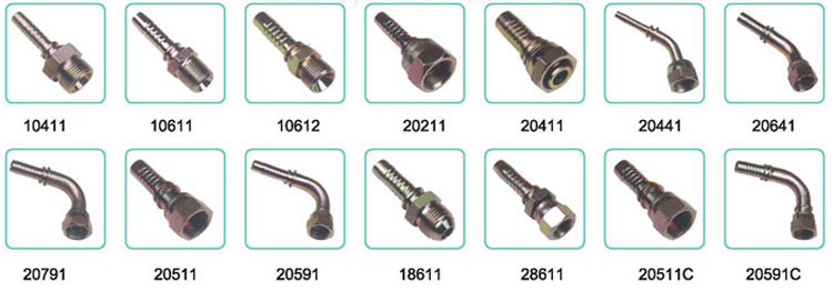 metric hose fittings